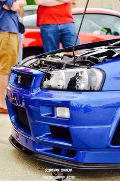 Nissan Skyline GTR R34