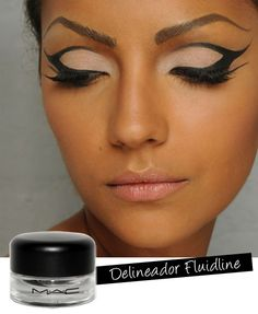 I love this eyeliner! I have it in dip down! You can use it for eyeliner and for shaping your eyebrows too!! Worth the $$$