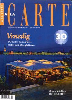"""A la Carte 2/2014 """"Venedig"""""""