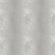 IDECO STRIPED PATTERN EMBOSSED VINYL PLAIN WALLPAPER 4 COLOURS High quality