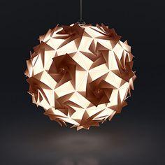 Habitat aperture lamp