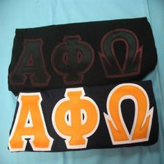 Exclusive Fraternity Apparel and Clothing Package.