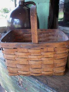 Old Basket...