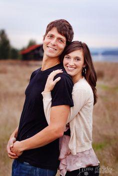 Like the couple pose.