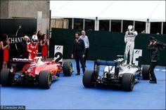 GP Canada, Gara: Hamilton vince senza sudare, Turbo Vettel è ottimo secondo!