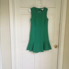 Diane Von Furstenberg dress Cute mini with flare, worn twice, freshly dry cleaned Diane von Furstenberg Dresses Mini