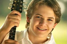 13 Year Old Hunter Hayes! Feels like yesterday. haha