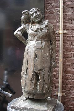 Kees Verkade   Malle Babbe  Haarlem
