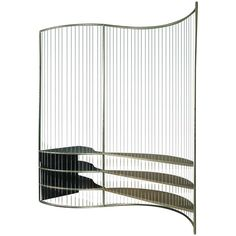 Screen by Félix Aublet, 1952 | From a unique collection of antique and modern screens at http://www.1stdibs.com/furniture/more-furniture-collectibles/screens/