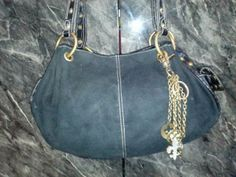 Authentic Black Kathy Van Zeeland Handbag . Starting at $15 on Tophatter.com!