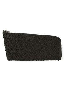 DAMIR DOMA textured purse. #damirdoma #purse