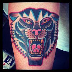 Tattoo By Steve Boltz