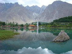 Shangrilla Resort - Skardu - Northern Area - Pakistan | Flickr - Photo Sharing!