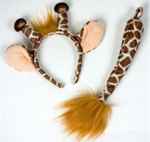 Giraffenkostüm