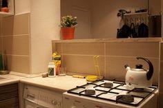Panellakás felújítása - a konyha - ilyen lett