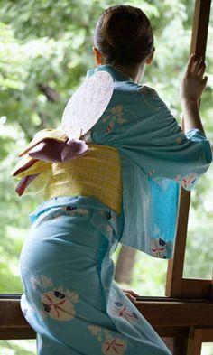 yukata Kimono for summer