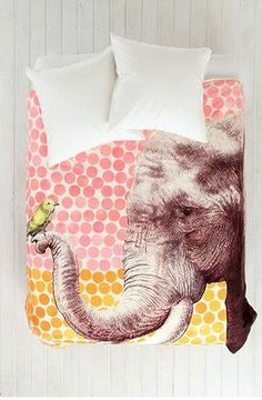 Garima Dhawan For DENY New Friends Duvet Cover - StackDealz