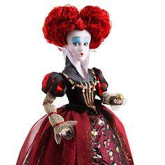 Alice im Wunderland: Hinter den Spiegeln - Die Rote Königin Puppe
