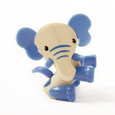Hape Bamboo Elephant Kid's Play Figure in Figures. Hape Toys, Wooden Educational Toys, Baby Bamboo, Eco Friendly Toys, Thing 1, Interactive Toys, Building For Kids, Wooden Puzzles, Wood Toys