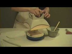 This video was created by Bambootools Pottery. Moulds and tools can be purchased from http://www.bambootools.com.