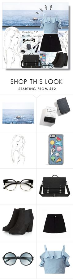 """Pacific Ocean"" by angelstylee ❤ liked on Polyvore featuring Monique Péan, Old Navy, ZeroUV, Tom Ford and Miss Selfridge"