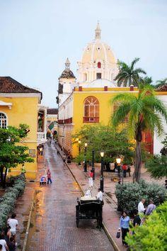 Ciudades Internacionales: Cartagena de Indias