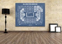 Vintage Style Print of Allen Fieldhouse on Photo Paper, Matte Paper, or Stretched Canvas  Most Popular Colors:  Black Grey Tan Dark Blue Light Blue   all images in listing are examples of the product you would end up with FREE SHIPPING ANY SIZE & ANY MATERIAL.  ORDER TIME FRAME -Photo and Matte Paper = 1-3 business days processing time -Canvas = 3-5 business days  ---------------------------------------- About Our Papers ---------------------------------------- Product is an ima...