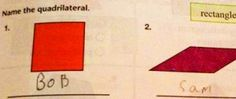 39 Test Answers That Are 100% Wrong But Totally Genius At The Same Time | Distractify
