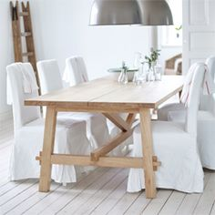 Shop our dining tables