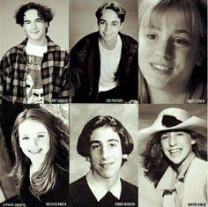 The Big Bang Theory cast!