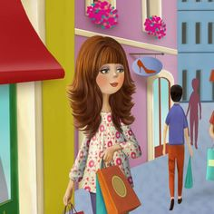 Nina de san #Illustration #Artistic