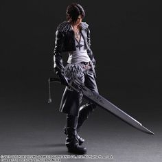 Dissidia Final Fantasy Play Arts Kai: Squall Leonhart