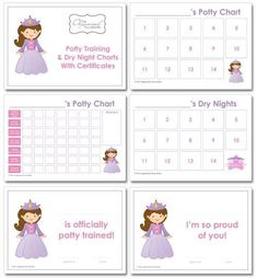 Potty Training Charts, to help and encourage your child during toilet training stages. Pack includes 2 different style potty training charts, 1 dry nights chart and 2 certificates for encouragement.. . .Watch This  -> Potty Training, Potty training In 3 Day, Potty Training Boys, Start Potty Training. Click Image to Watch The Video NOW!!! #PottyTrainingTipsJust4U