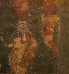 Construction of Byzantine Legwear