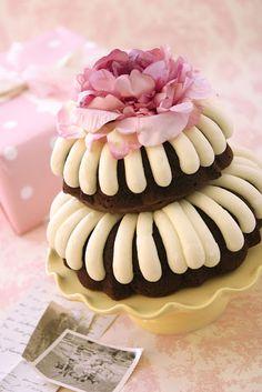 Nothing Bundt Cakes Chocolate Chocolate Chip Cake copycat recipe