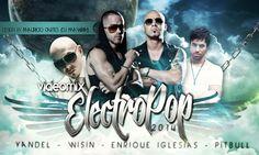nice VIDEOMIX ElectroPop 2014 (Wisin, Yandel, Enrique I. & Pitbull) [By Mauricio Cartes] Dj Mawriih