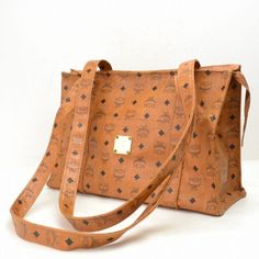 MCM Classic Monogram Shoulder Bag