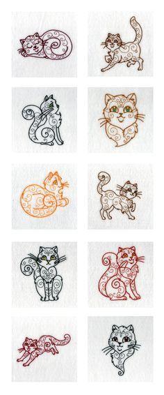 Etats de chat