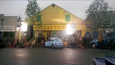 '50 Shades of Grey' Movie Set PHOTOS: Christian Grey, Anastasia Steele Film at Clayton's Hardware Store