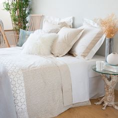 PRINTED COTTON BEDDING - Bedding - Bedroom | Zara Home United States