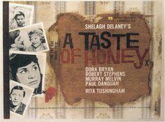 A TASTE OF HONEY - Gesehen im Rahmen der Werkschau RITA TUSHINGHAM im Metropols Kino Hamburg