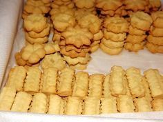Christmas Goodies, Christmas Baking, Baking Recipes, Snack Recipes, Czech Recipes, Cookie Desserts, Sweet And Salty, Cooker, Food And Drink