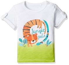 Mothercare Baby Boys' T-Shirt (H6362_Brigm_9-12 Months)
