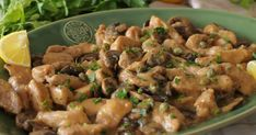 Quick Meals, Potato Salad, Potatoes, Meat, Chicken, Ethnic Recipes, Yum Yum, Food, Beverages