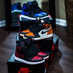 "promo code 97ea3 e153c Solely Sneakers on Instagram  ""Name two better Air Jordan 1 colorways. 🤔   SolelySneakers Photo   thedon  c"""