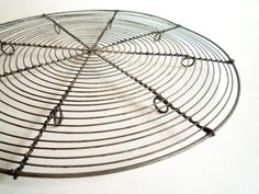 Large French Wire Cooling Rack - Rustic Wirework