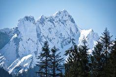 Brandywine Creek British Columbia   Edge Peak in Golden Ears Provincial Park. Stephen Hui