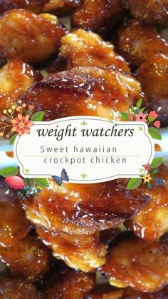 hawaiian food recipes Sweet hawaiian crockpot chicken - Weight watchers recipes Here are the best Low Carb dinner recipes or Brunch recipes. These are very healthy low carb, Ketogenic diet food recipes perfect for Keto diet beginners. Crock Pot Recipes, Ww Recipes, Cooker Recipes, Healthy Crockpot Chicken Recipes, Recipies, Sticky Chicken Crockpot, Superbowl Crockpot Recipes, Healthy Cooking Recipes, 3 Ingredient Chicken Recipes