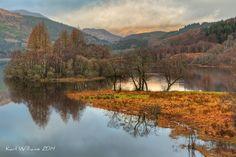 Loch Chon.