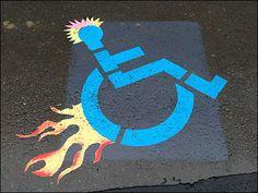 Resultado de imagen para handicapped parking